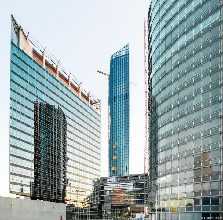 Büro- und Hochhäuser